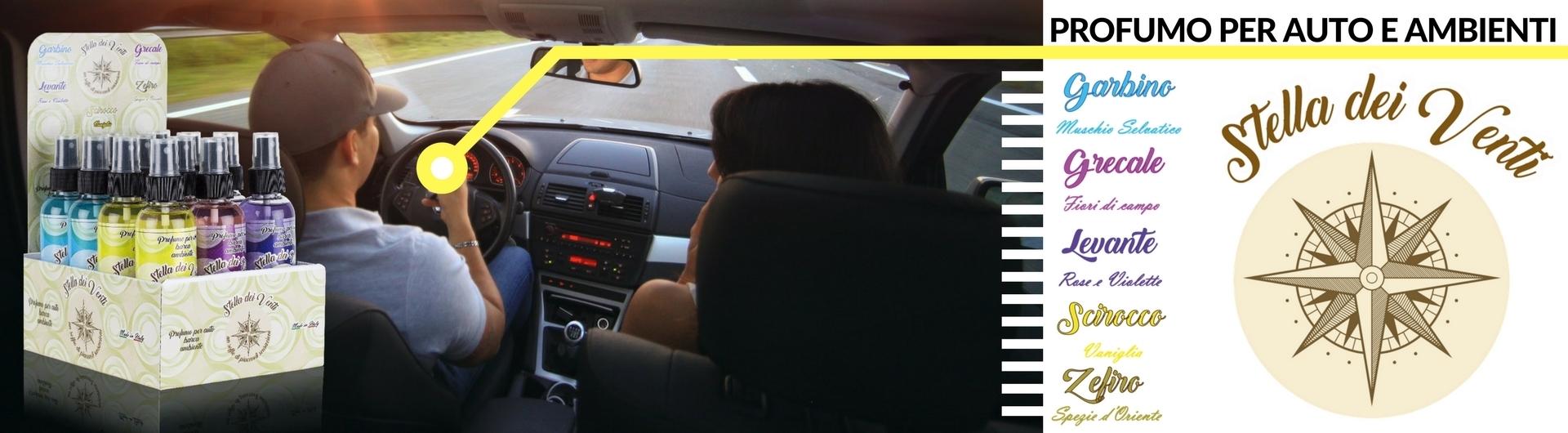 Stella dei Venti, profumo per auto e ambienti | MotorSistem