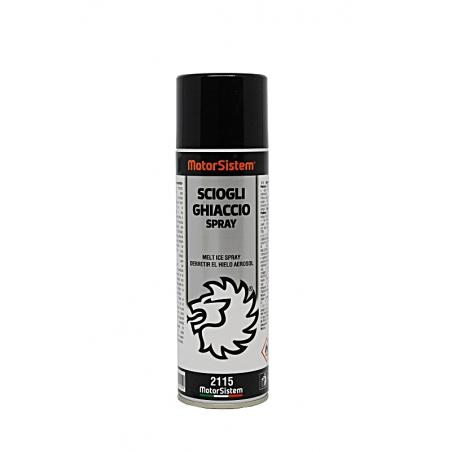 Sciogli Ghiaccio Spray