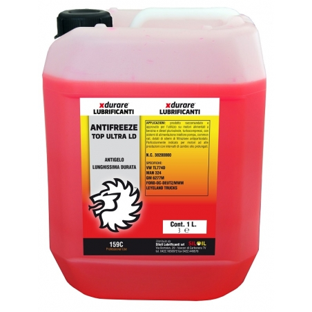 Antigelo liquido radiatore | Antifreeze Top Ultra L.D.