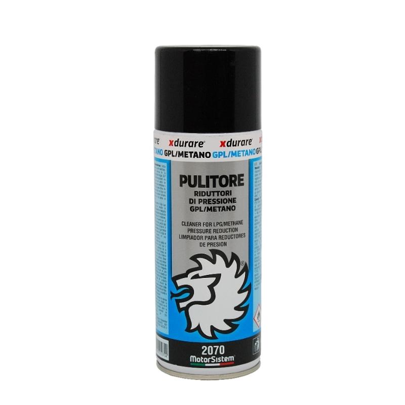 Pulitore riduttore di pressione GPL Metano
