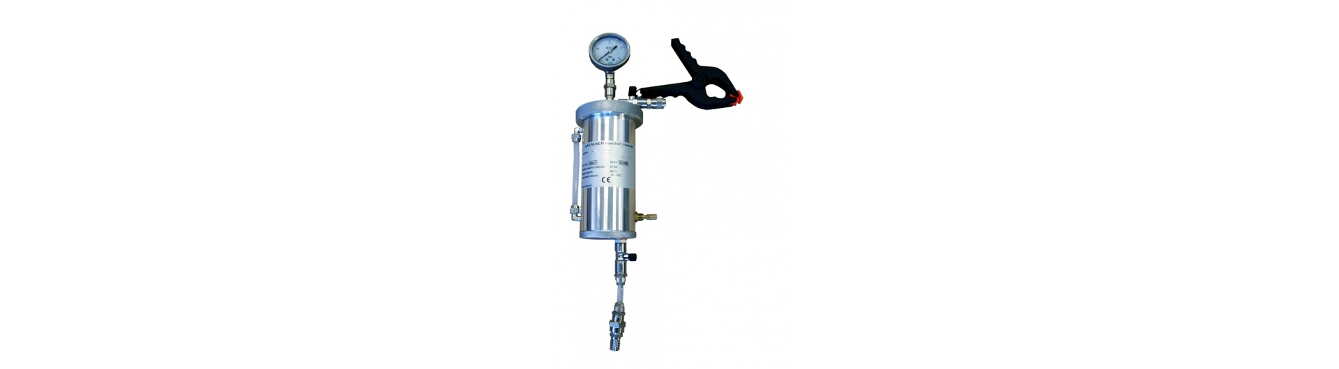 2054 Gas Mixer Injection Cleaner