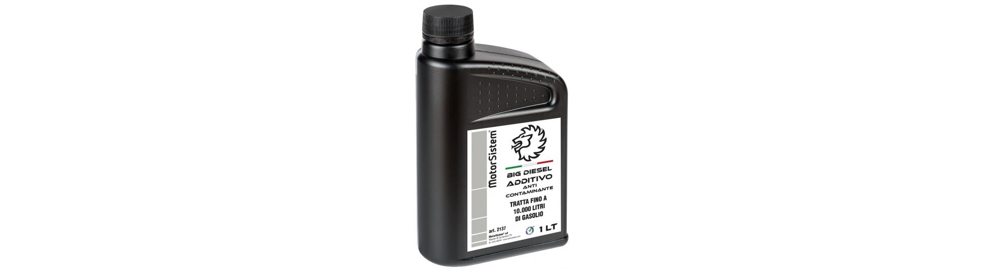 Anti contaminante gasolio