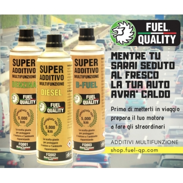 Additivi per carburante