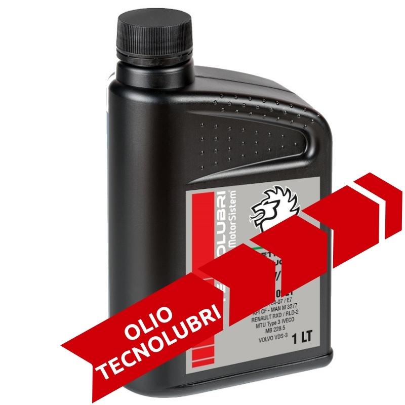 Olio L'olio Tecnolubri SINTETIC 0W/30