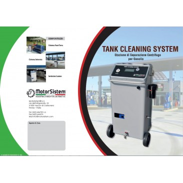Tank Cleaning System