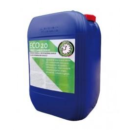 Eco20 soluzione per vasca lava pezzi
