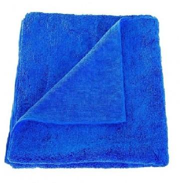 panno in microfibra blu