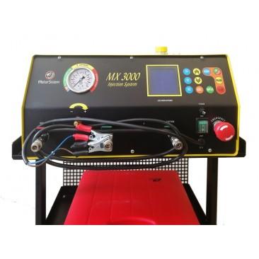 MX 3000 pulizia iniettori benzina e diesel