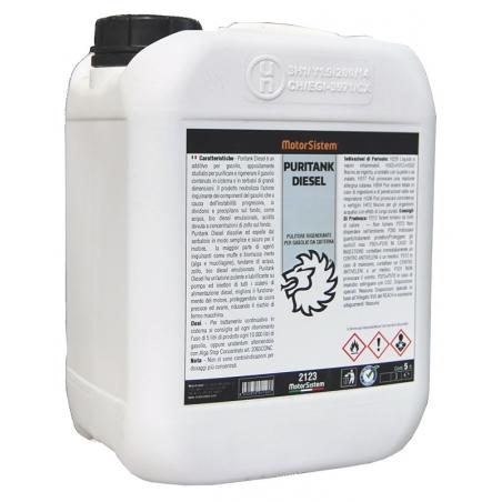 Puritank Diesel | Pulizia Gasolio